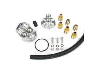 Mr. Gasket 7680 - Mr. Gasket Remote Oil Filter Systems