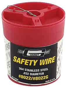 Mr. Gasket 8022G - Mr. Gasket Safety Lock Wire