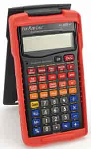 Mr. Gasket 8703 - Mr. Gasket Hot Rod Calculator