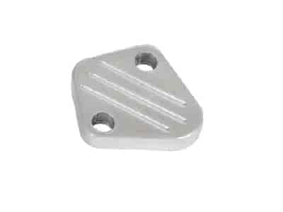 Mr. Gasket 9126G - Mr. Gasket Fuel Pump Block-Off Plates