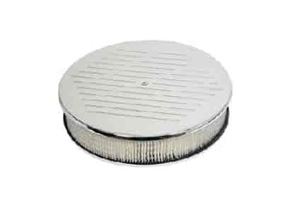 Mr. Gasket 9161G - Mr. Gasket Chrome-Plated Air Cleaners