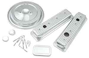 Mr. Gasket 9462 - Mr. Gasket Engine Dress-Up Kits