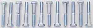 Mr. Gasket 958G - Mr. Gasket Intake Manifold Bolts