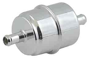 Mr. Gasket 9746 - Mr. Gasket Chrome Fuel Filters
