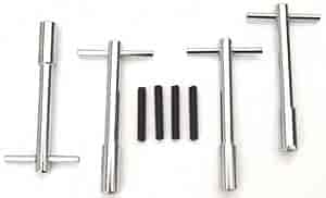 Mr. Gasket 9818 - Mr. Gasket Valve Cover Wing Bolts
