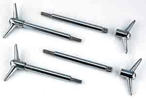 Mr. Gasket 9824 - Mr. Gasket Valve Cover Wing Bolts