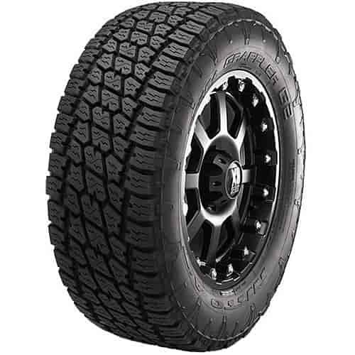 Nitto Dura Grappler >> Nitto 10208: Terra Grappler G2 A/T Light Truck Radial Tire ...