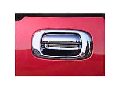 CCI CCITGH65201 - CCI Chrome Tailgate Handle Covers