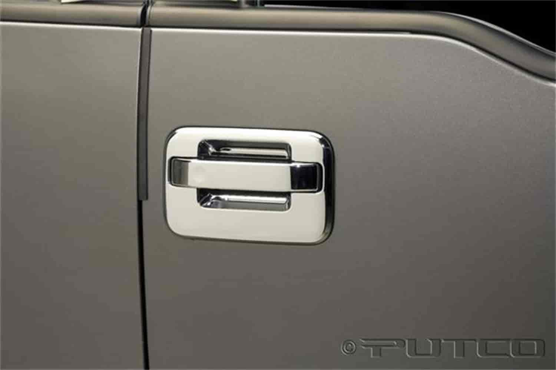 Putco 401029 Chrome Trim Door Handles