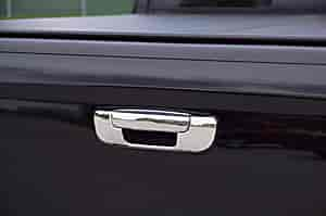 CCI CCITGH65202 - CCI Chrome Tailgate Handle Covers