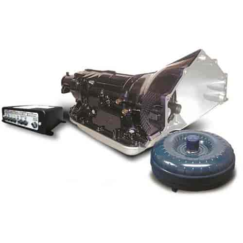 Performance Automatic PA80103 - Performance Automatic Racing GM Street/Strip Transmissions