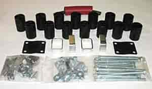 Performance Accessories 5533 - Performance Accessories Body Lift Kits