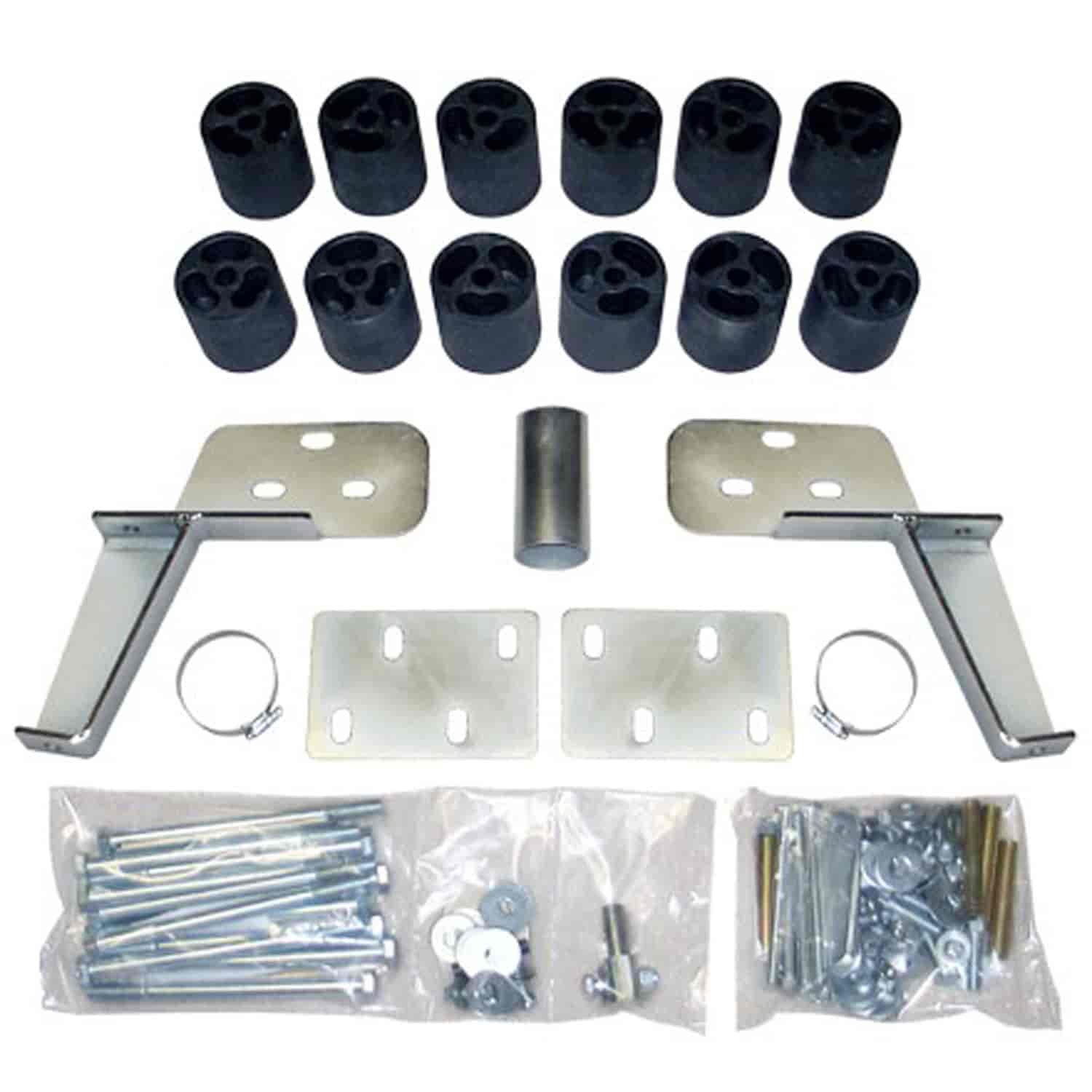 Performance Accessories PA10023: Body Lift Kit 1992-1994