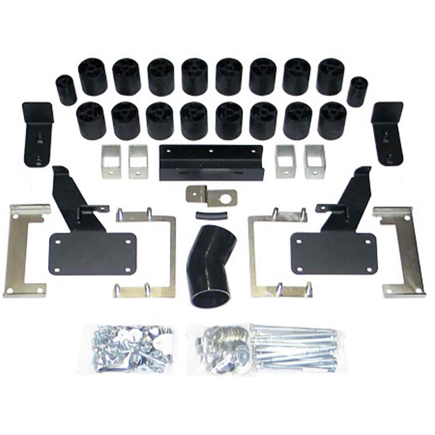 Performance Accessories Body Lift Kit 2011 2014 Ford F150 Ecoboost