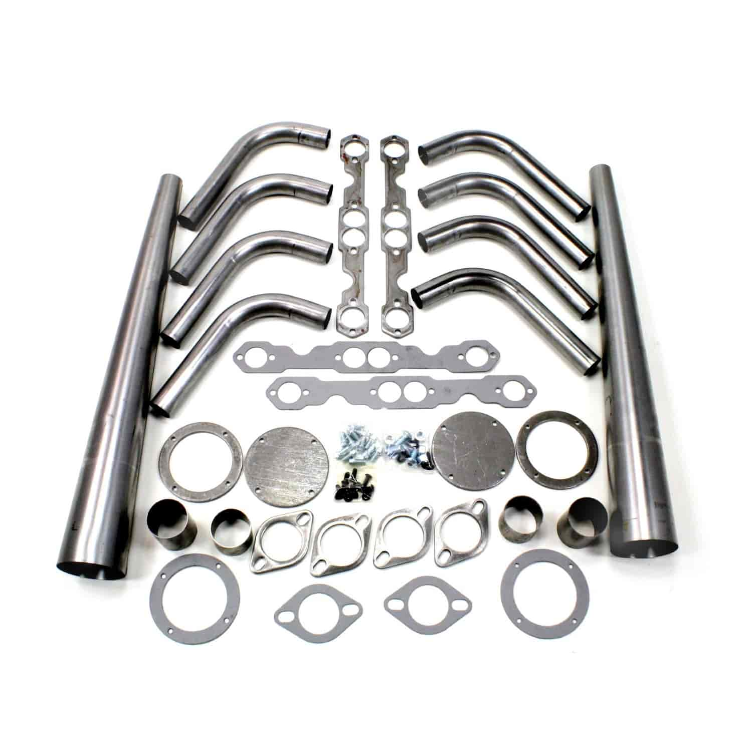 Patriot Exhaust H8002: Lakester Weld-Up Header Kit Chevy
