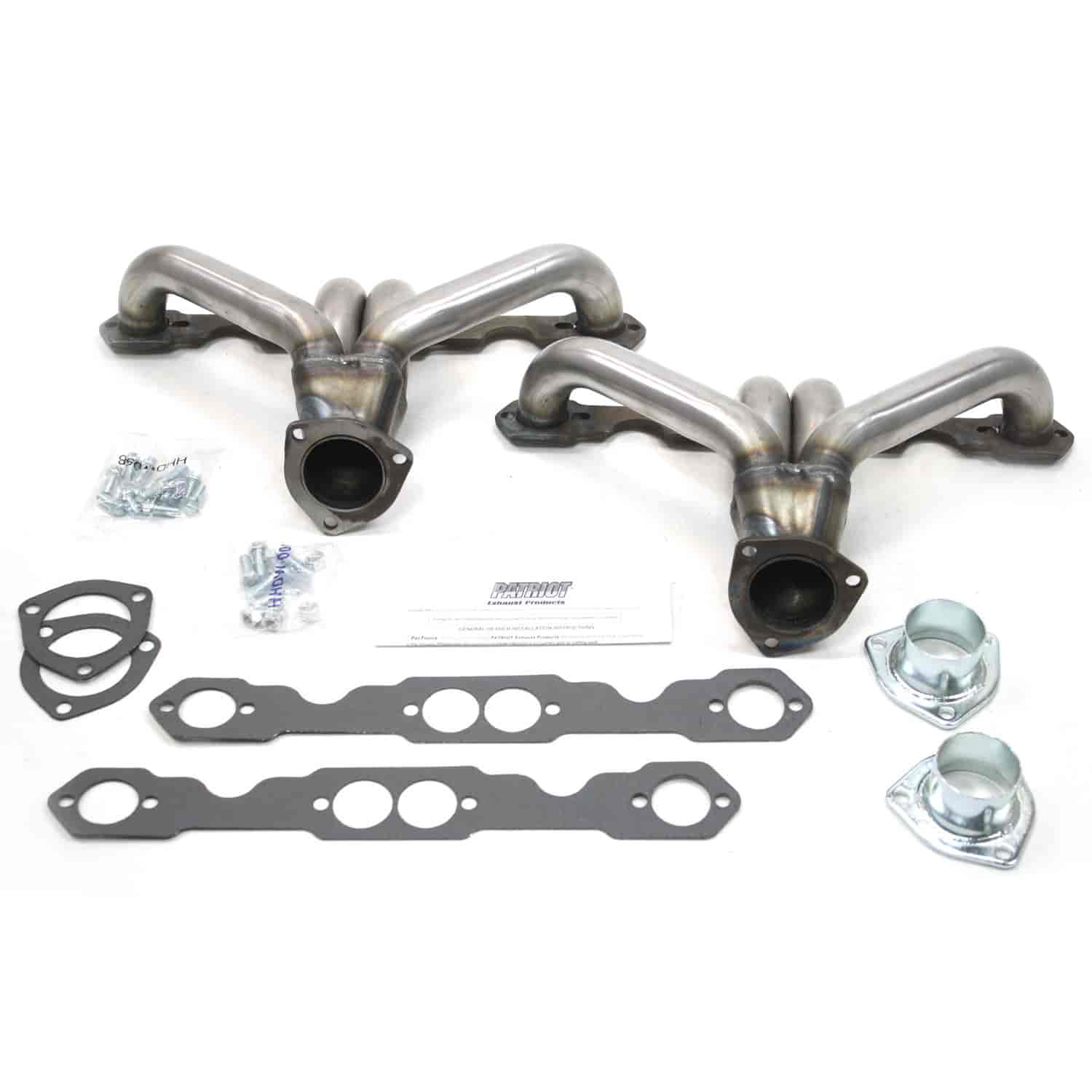 Patriot Exhaust H8037 - Patriot Exhaust Tight Tuck Headers