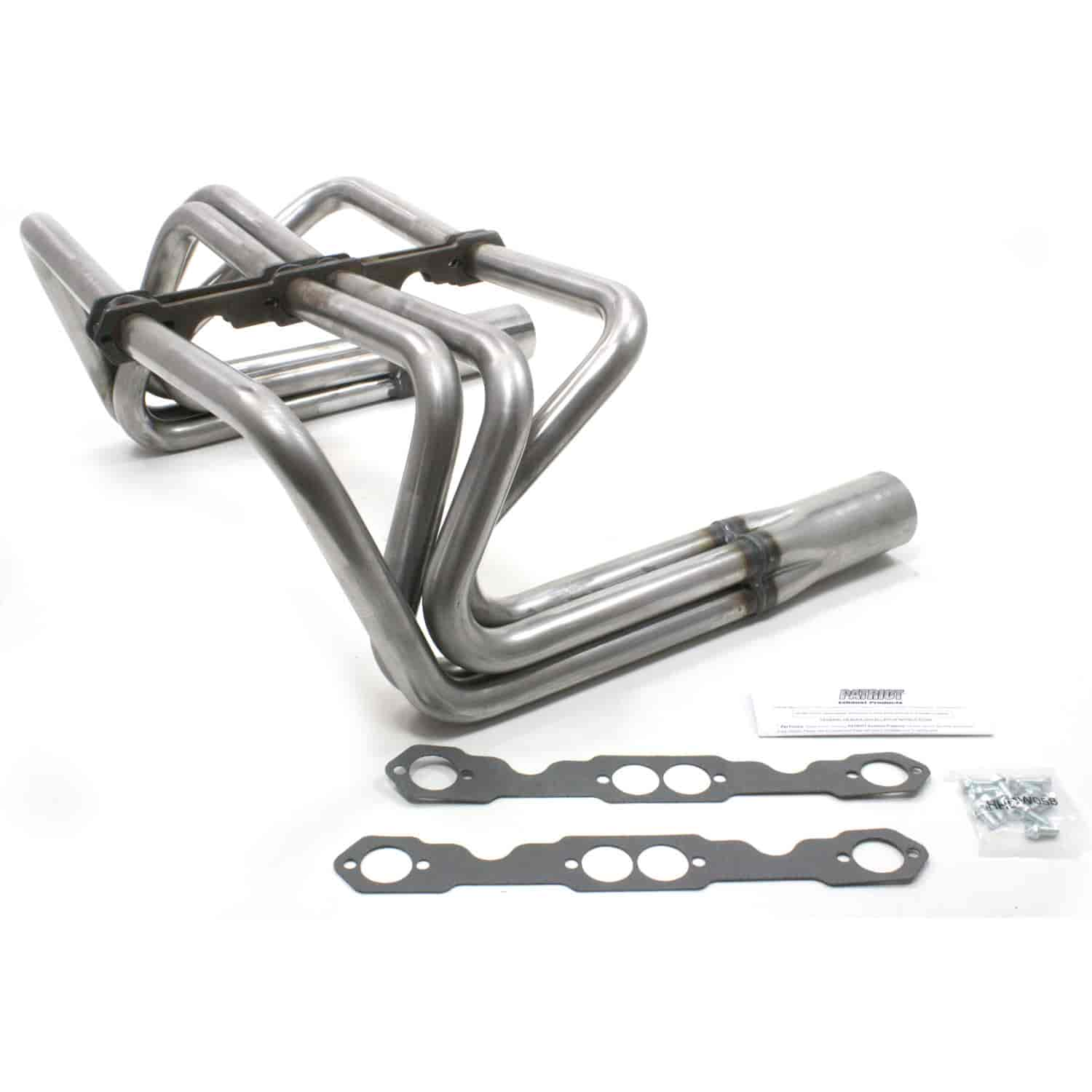 Patriot Exhaust H8069: Sprint Car Style Headers for T-Bucket Chevy ...