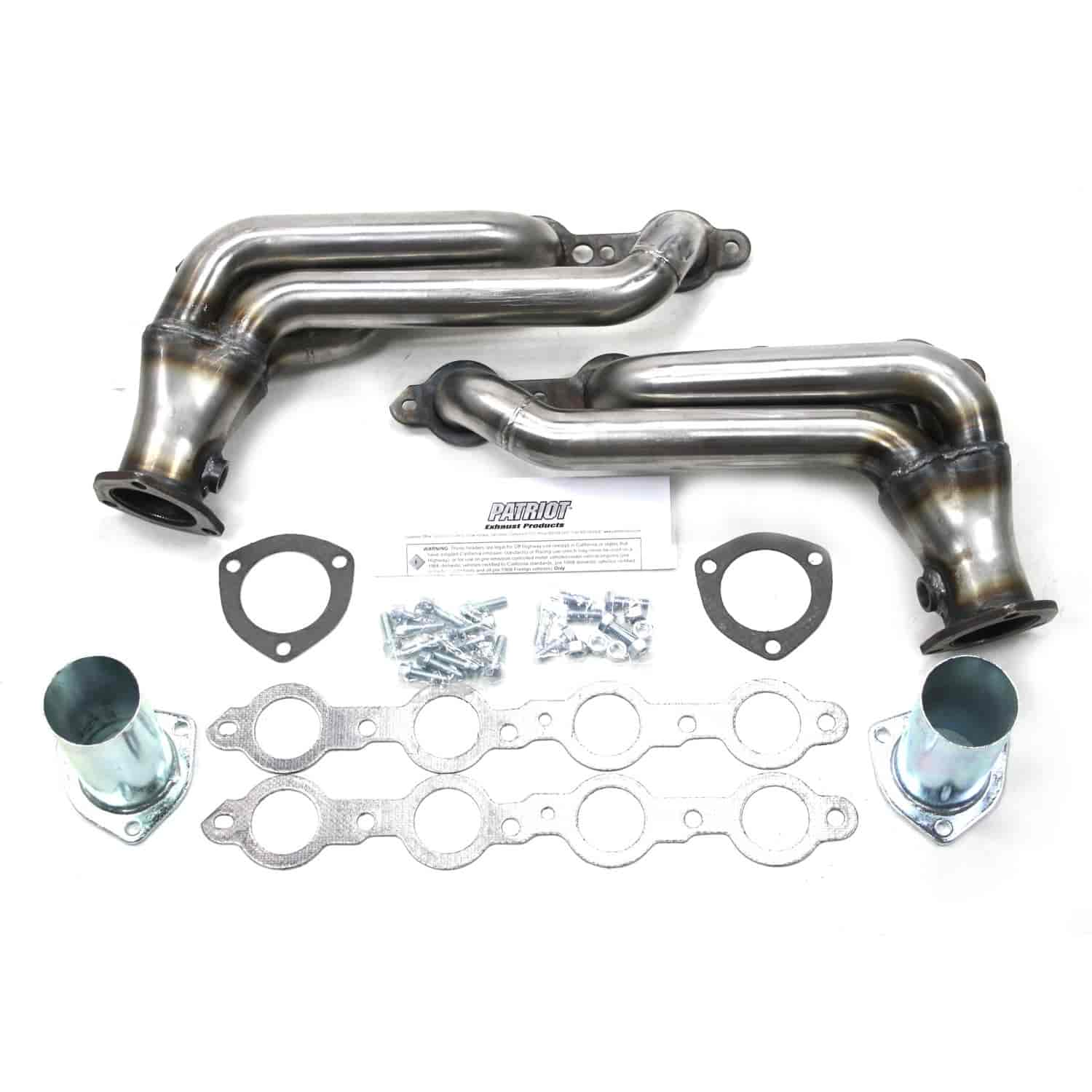 Patriot Exhaust H8086