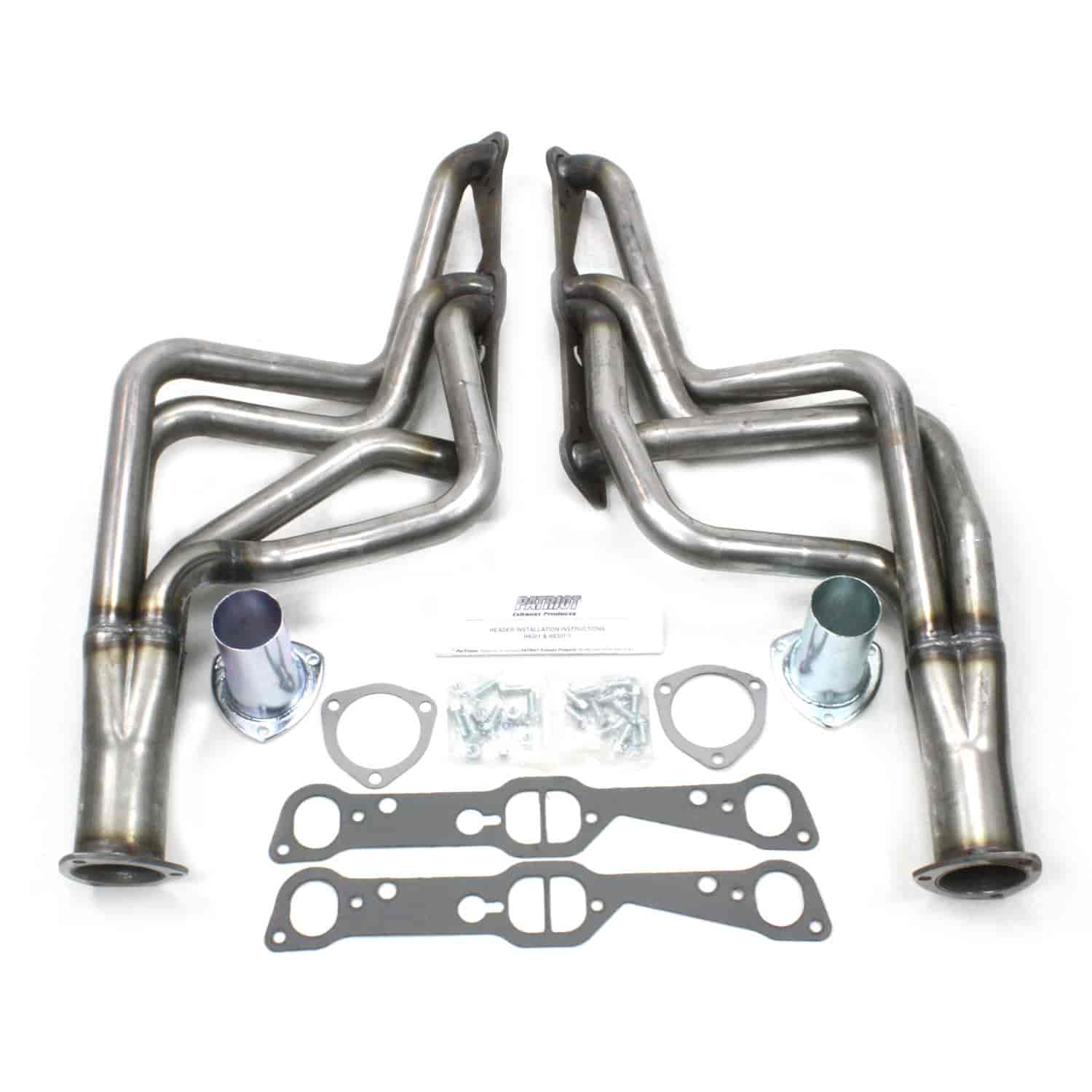 Patriot Exhaust H8301