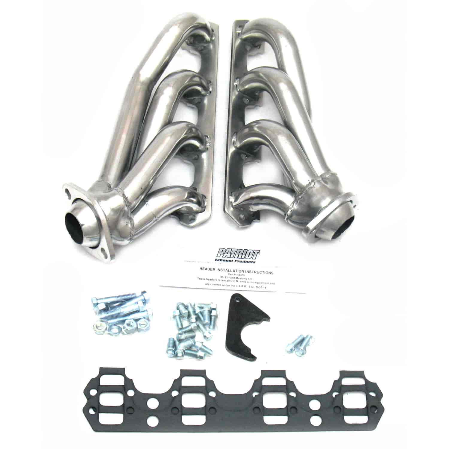 Patriot Exhaust H8476-1