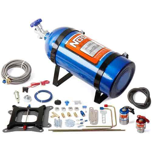 NOS 02001 - NOS Cheater Nitrous Systems