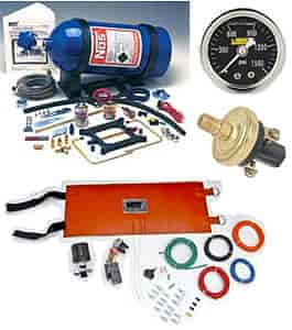 NOS 02001K - NOS Cheater Nitrous Systems