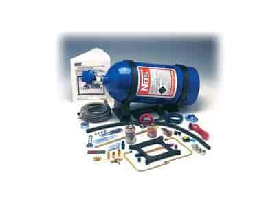 NOS 02002 - NOS Cheater Nitrous Systems