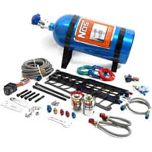 NOS 02119 - NOS Big Shot Nitrous Systems