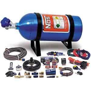 NOS 05115 - NOS Ford Mustang Dry Nitrous Systems