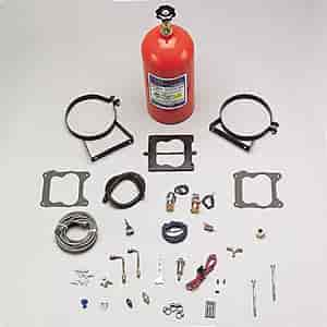 NOS 07004 - NOS Sniper Carbureted Nitrous Systems
