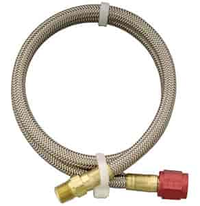 NOS 15230-2 - NOS Stainless Steel Braided Hose