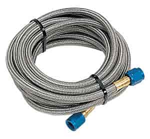NOS 15305 - NOS Stainless Steel Braided Hose