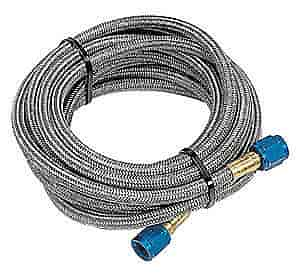 NOS 15504 - NOS Stainless Steel Braided Hose