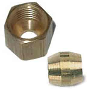 NOS 16402 - NOS Compression Fittings