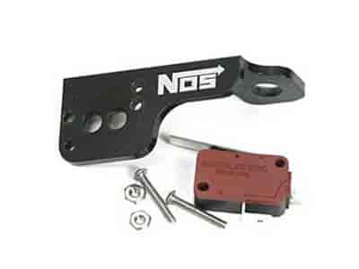 NOS 16514 - NOS Billet Microswitch and Solenoid Brackets