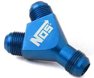 NOS 17846 - NOS High Flow Y-Fittings