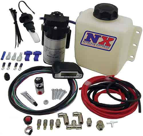 nitrous express 15028 water methanol injection system gas. Black Bedroom Furniture Sets. Home Design Ideas