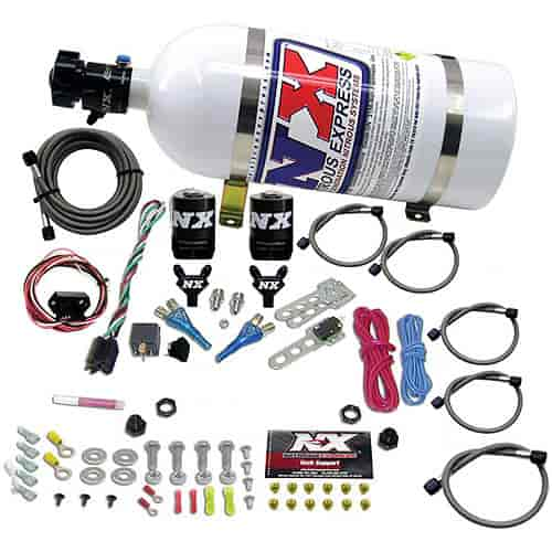 Nitrous Express for Nissan 350Z/for Infinity G35 Fly-By-Wire Dual Nozzle on nitrous oxide wiring-diagram, nitrous wiring harness, nitrous express system, honda express wiring diagram, nitrous express fuel pump, nitrous relay wiring, nitrous express exhaust, nitrous express honda,