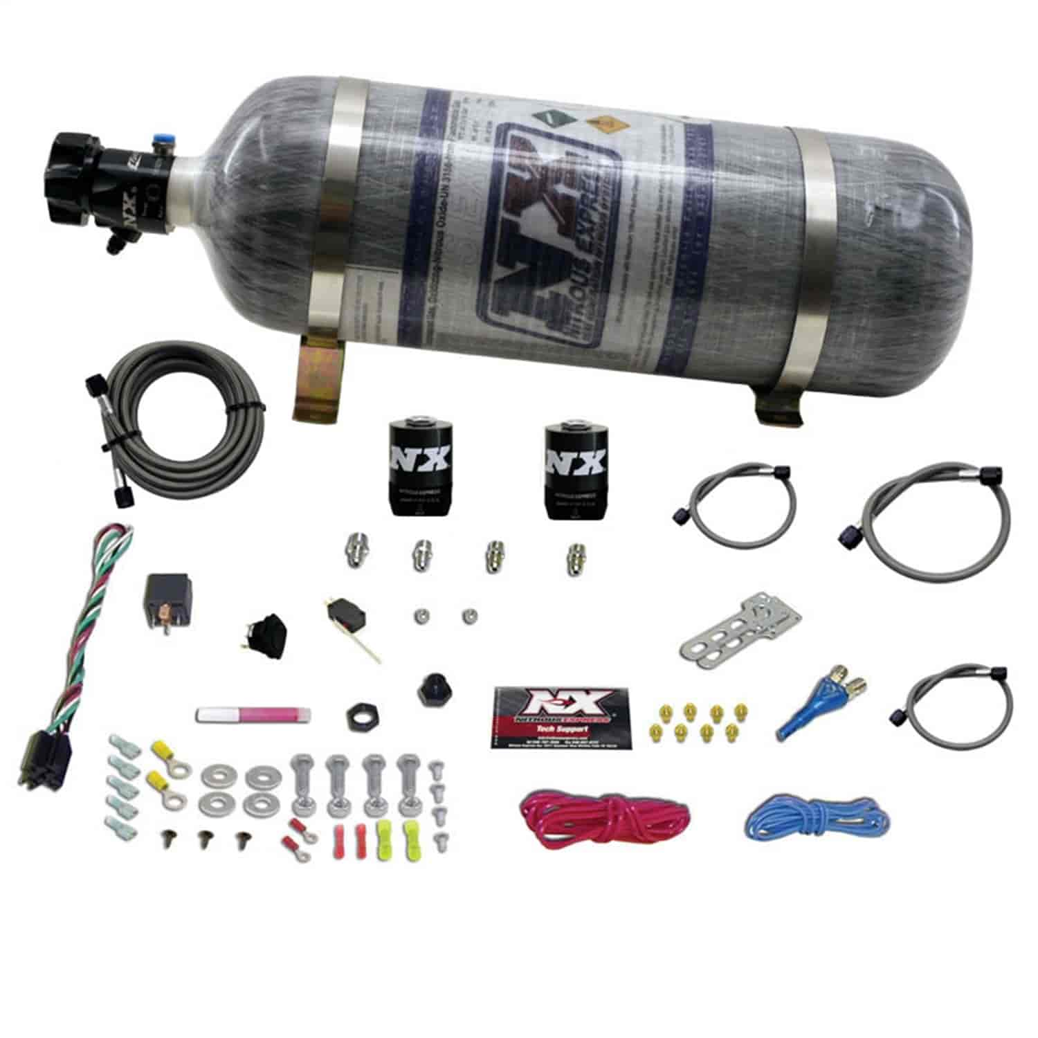 Nitrous Express 20921-12 - Nitrous Express Stage One EFI Systems