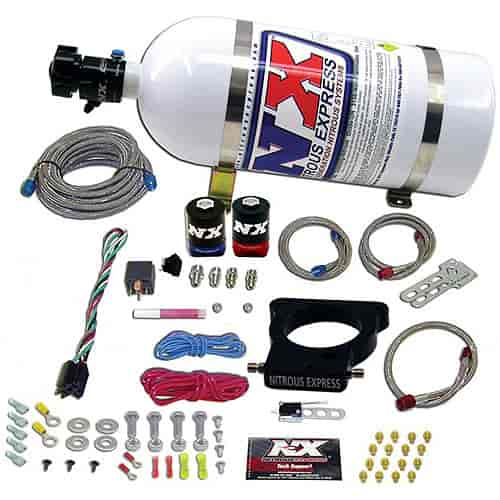 Nitrous Express 20935-10 - Nitrous Express LS Plate Systems