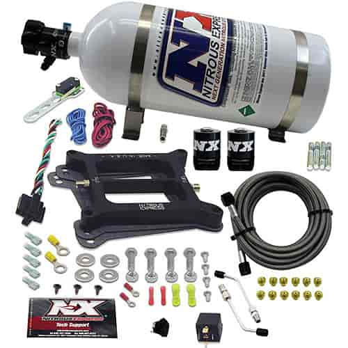Nitrous Express 30040-10 - Nitrous Express Stage Six System