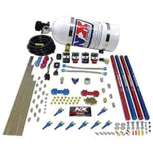 Nitrous Express 90005-10 - Nitrous Express Shark Direct Port Nitrous Systems