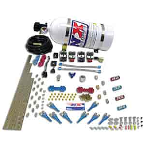 Nitrous Express 90100-10 - Nitrous Express Shark Direct Port Nitrous Systems