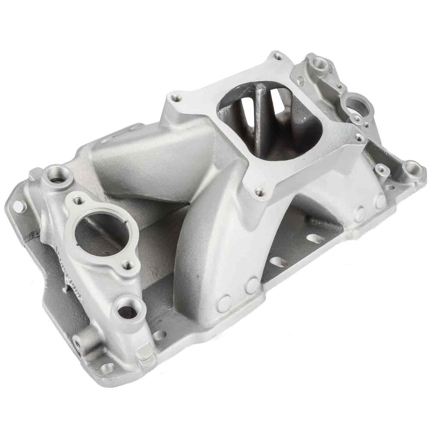 Speedmaster Shootout Series High Rise Intake Manifold 1957-95 Small Block  Chevy 350