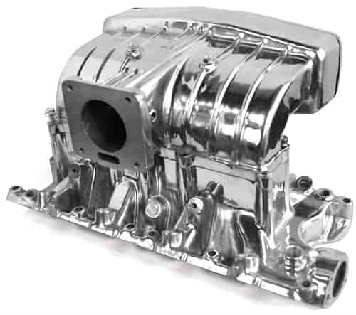 Speedmaster Qualifier Upper and Lower Intake Manifold Kit 1986-1993 Ford  351W 5 8L with EFI