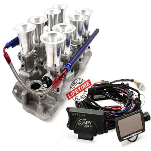 Speedmaster Pce148 1080 Chevy Sbc 350 Manifold Fast Ez