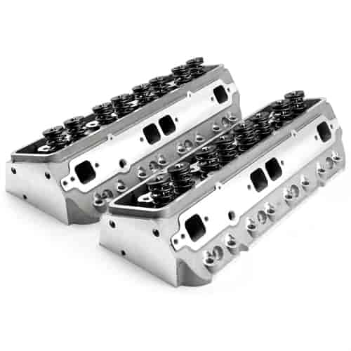 Speedmaster Cast Aluminum Cylinder Head Small Block Chevy 350 w/Hydraulic  Flat Tappet Cam