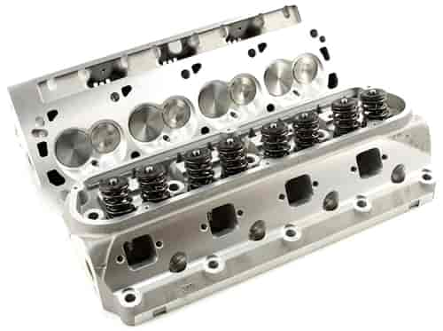 Speedmaster CNC Aluminum Cylinder Head Small Block Ford 289/302/351W  w/Solid Roller Cam