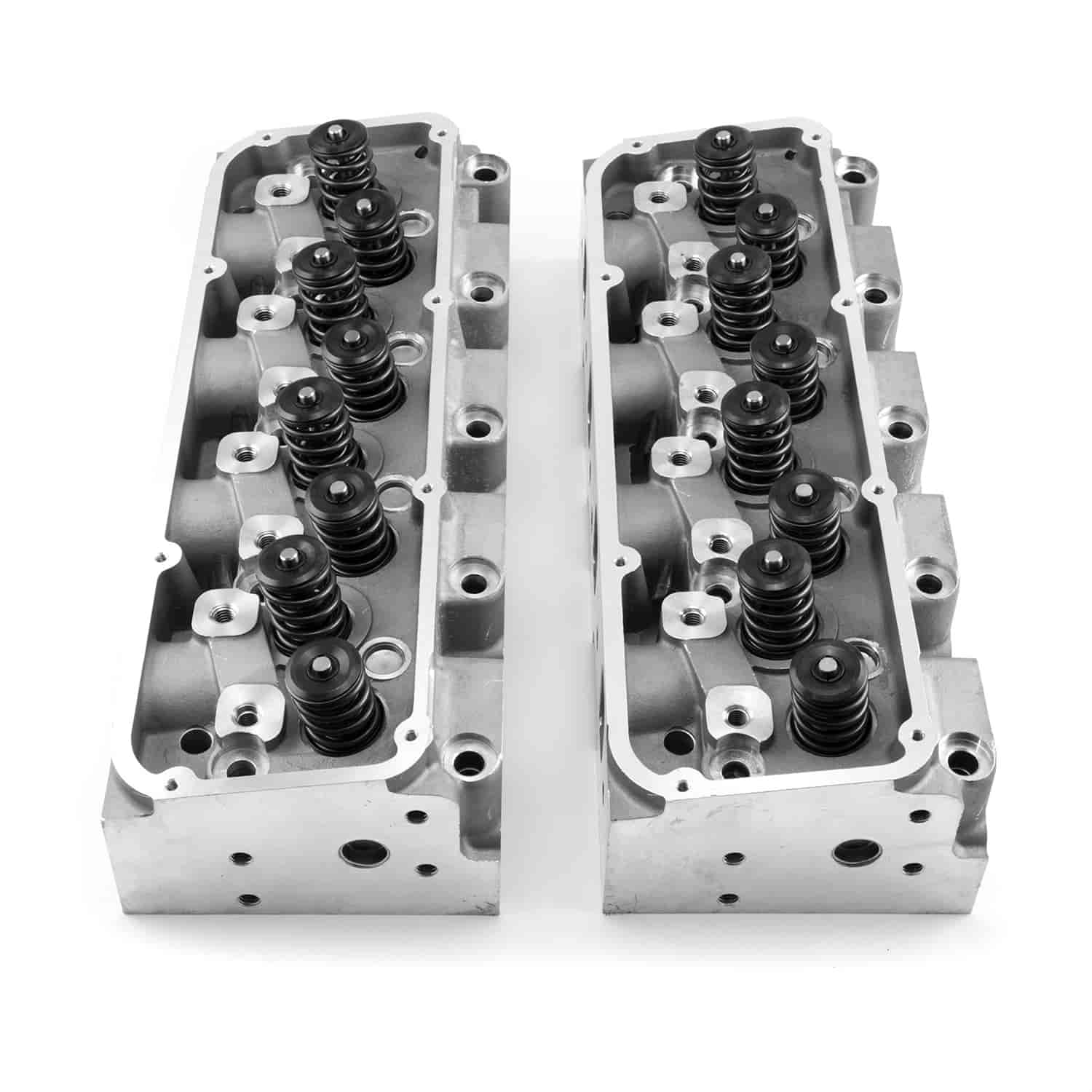 Speedmaster Cast Aluminum Cylinder Head Small Block Ford 351C w/Solid Flat  Tappet Cam