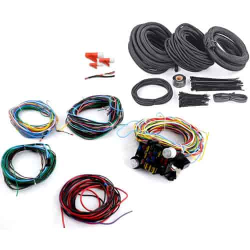 746 pce368 1002k speedmaster pce368 1002k 22 circuit wiring harness kit includes 22 circuit wiring harness at bayanpartner.co